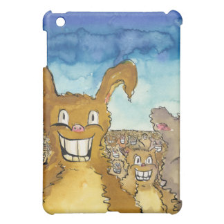 The Critters Are Coming Cartoon Cover For The iPad Mini