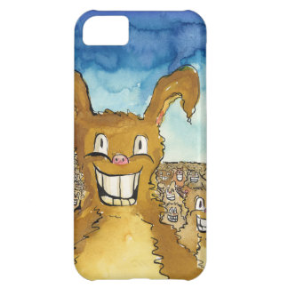 The Critters are Coming Cartoon iPhone 5C Cover