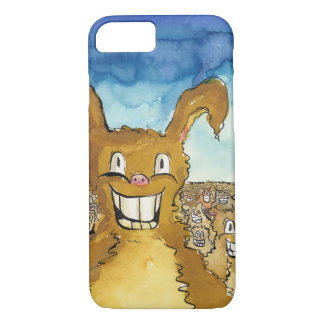 The Critters are Coming Cartoon iPhone 8/7 Case