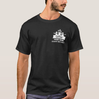 The Critters EVENT SECURITY dark T-Shirt