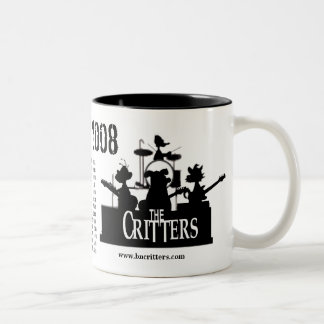 The Critters! MUG (right)