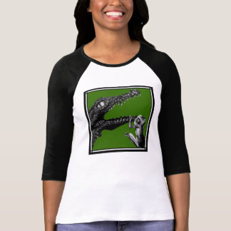 The Crocodile and the Frog T-Shirt