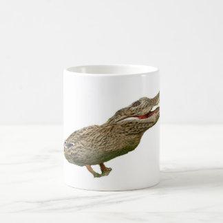 The Crocoduck Coffee Mug