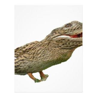The Crocoduck Flyer