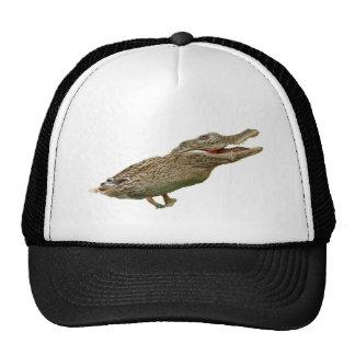 The Crocoduck Trucker Hat