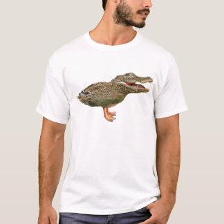 The Crocoduck with feet T-Shirt