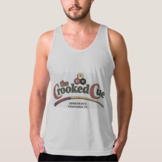 The Crooked Cue Tank Top