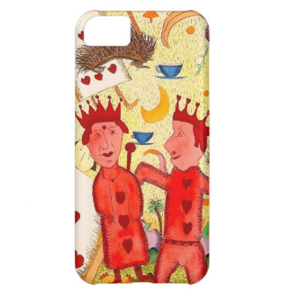 """""""The Croquet Game"""" by Alp Ozberker - Case-Mate iPh iPhone 5C Covers"""