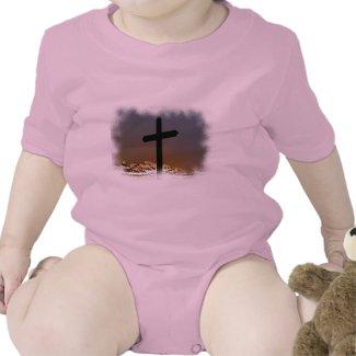 The Cross Baby Creeper