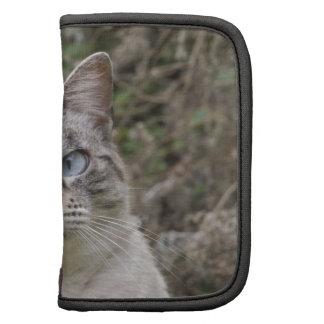 The cross eyed cat folio planners