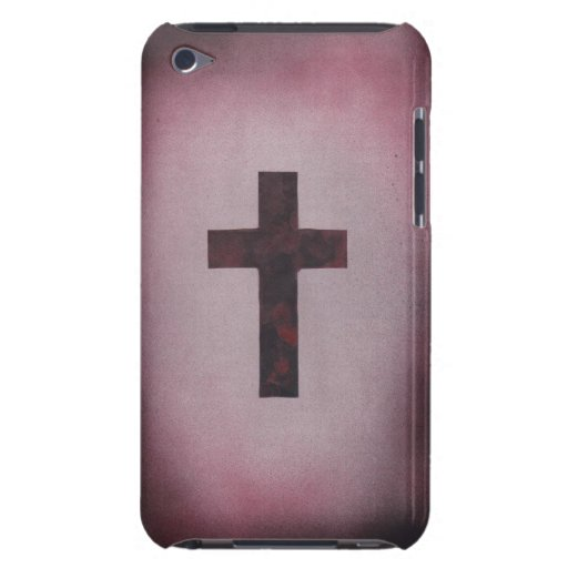 The Cross itouch case. iPod Case-Mate Cases