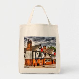The Cross Keys Pub Dagenham Grocery Tote Bag