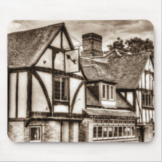 The Cross Keys Pub Dagenham Mouse Pad