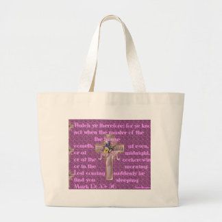 The Cross Large Tote Bag