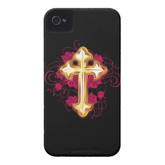 The Cross of Christ iPhone 4 Case