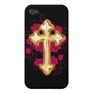 The Cross of Christ iPhone 4 Speck Case