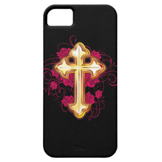 The Cross of Christ iPhone 5 Case