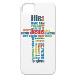 The Cross of Jesus iPhone 5 Cover