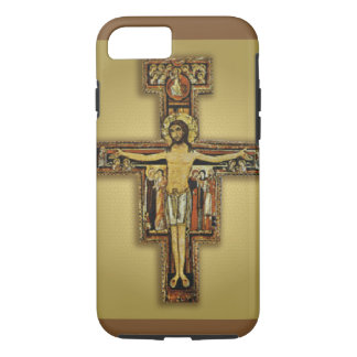 THE CROSS OF SAN DAMIANO iPhone 7 CASE