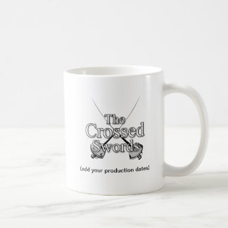 The Crossed Swords photo memento mug