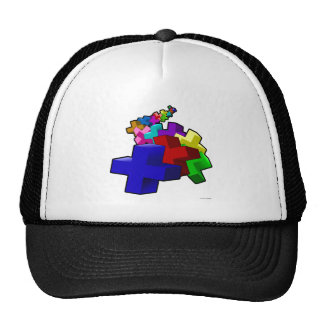 The Crosses Trucker Hat