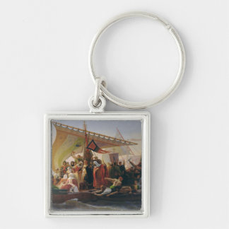 The Crossing of the Bosphorus Keychain