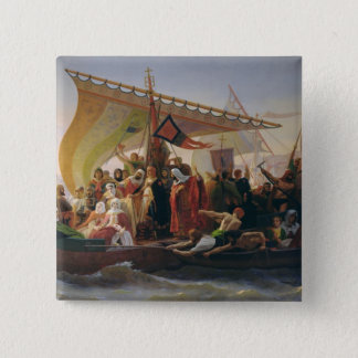 The Crossing of the Bosphorus Pinback Button