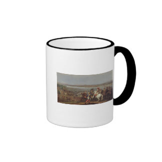 The Crossing of the Rhine, 12th June 1672 Ringer Mug