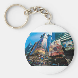 """The Crossroads of the World"" Keychain"