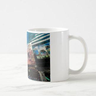 """The Crossroads of the World"" Coffee Mug"