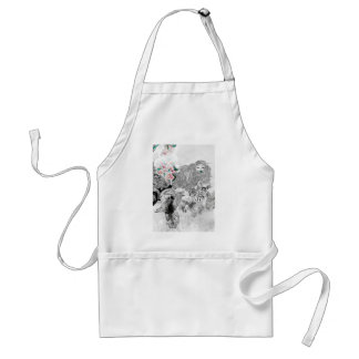 The Crow Adult Apron