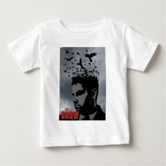 The Crow and man Baby T-Shirt