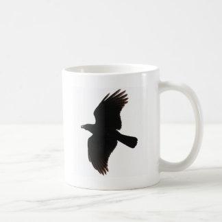 The Crow By Poe Classic White Coffee Mug