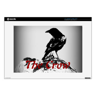The Crow Collection / 15 inch laptop/mac/ skin Laptop Decals
