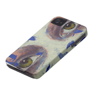 The Crow is My Only Friend Case-Mate iPhone 4 Case