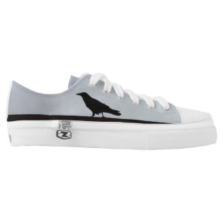 The Crow Low-Top Sneakers