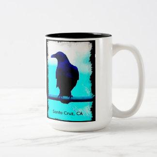 The Crow Coffee Mugs