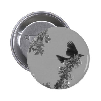 The Crow Pinback Button