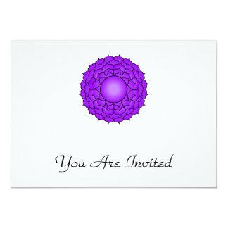 The Crown Chakra Card