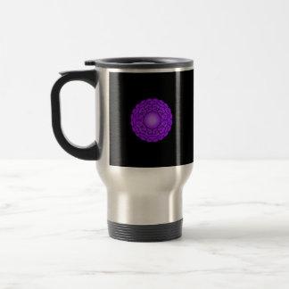 The Crown Chakra 15 Oz Stainless Steel Travel Mug