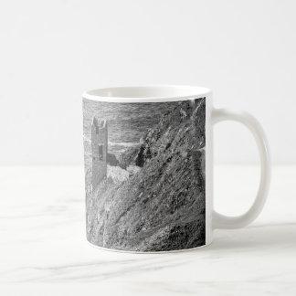 The Crown Mines engine houses, Botallack, Cornwall Coffee Mug