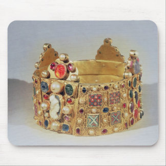 The Crown of Hildesheim Mouse Pad