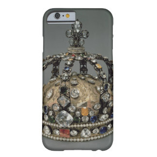 The Crown of Louis XV, 1722 (gilded silver, replac Barely There iPhone 6 Case