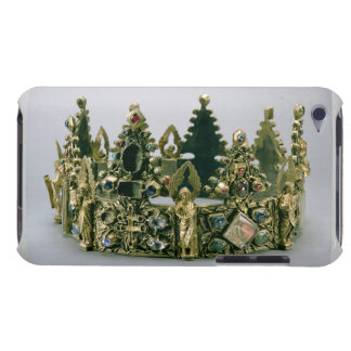 The crown of St. Louis, 13th century (silver-gilt iPod Touch Case-Mate Case