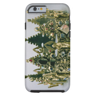 The crown of St. Louis, 13th century (silver-gilt Tough iPhone 6 Case