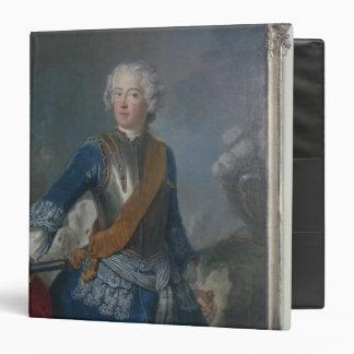 The Crown Prince Frederick II, c.1736 Binders