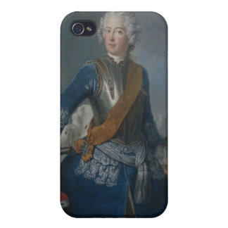 The Crown Prince Frederick II, c.1736 iPhone 4 Case