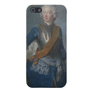The Crown Prince Frederick II, c.1736 iPhone SE/5/5s Case