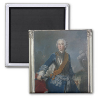 The Crown Prince Frederick II, c.1736 Magnets