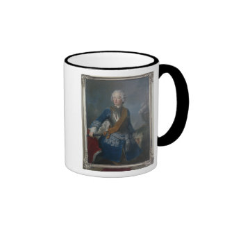 The Crown Prince Frederick II, c.1736 Ringer Coffee Mug